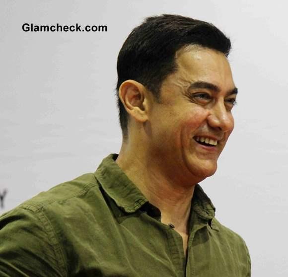 Aamir Khan 2014 Pics