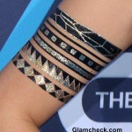 Arm Tattoo Colbie Caillat at the Young Hollywood Awards 2014