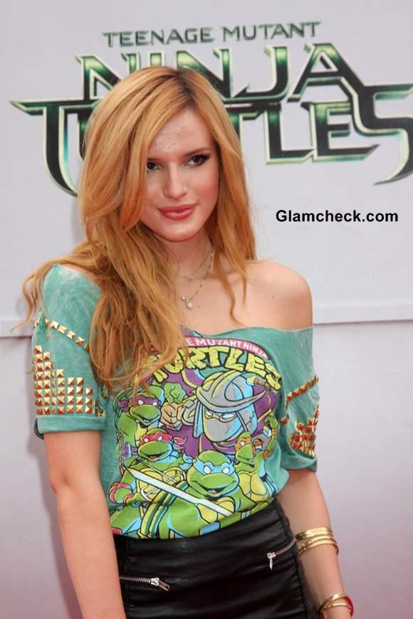 Bella Thorne 2014
