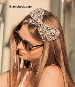 Bow Head Wrap – Add a Playful Twist to your Hair