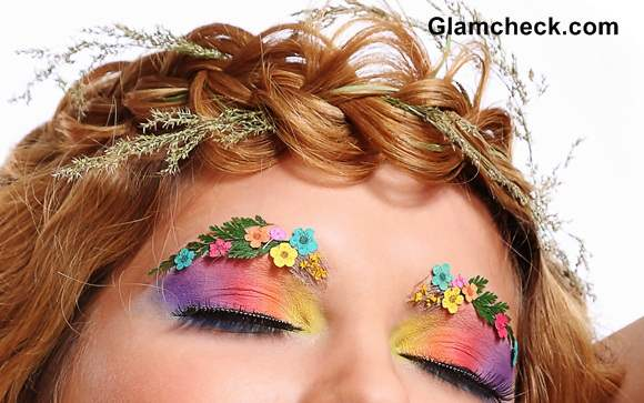 Color Blocked Eye Makeup Resort Beauty