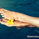 Feet Care Routine During Summer