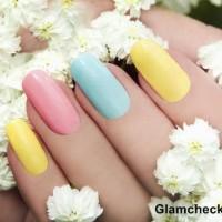 Pastel Nail Paints