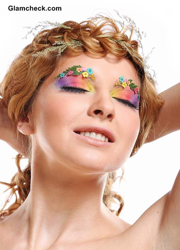 Resort Beauty Fantasy Fairy Eye Makeup