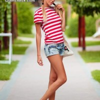 Rock the Nautical Summer Look