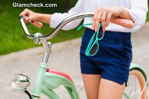 Summer Fashion Green Frames