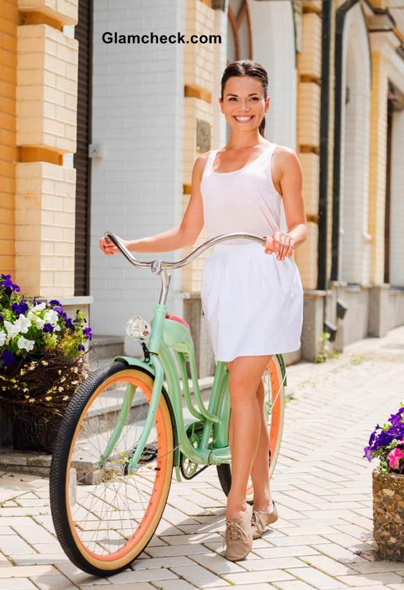 Summer Fashion White outfit