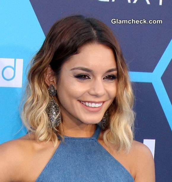Vanessa Anne Hudgensat the Young Hollywood Awards 2014