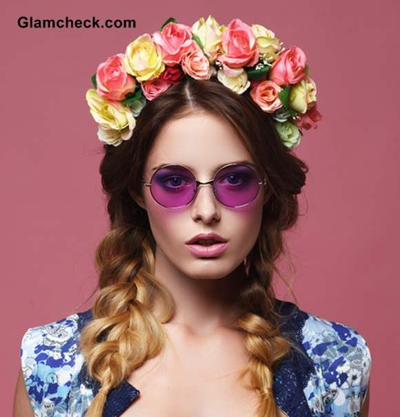 Whimsical Flower Crowns for the Bohemian You – D.I.Y