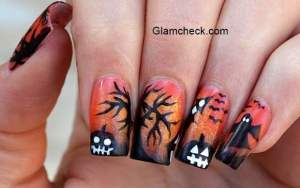 Halloween Nail Art – Spooky, Creative and Fun