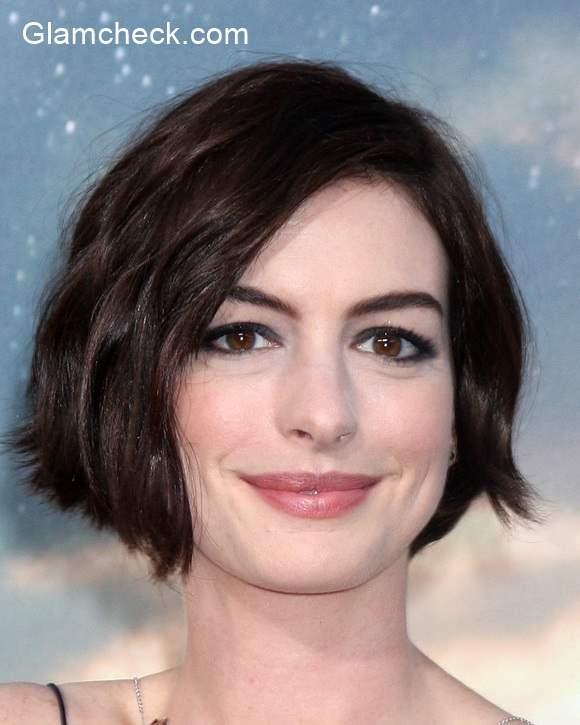 Anne Hathaway 2014  at the Interstellar premiere