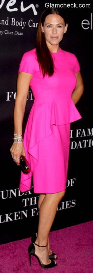 Sinai Hot Pink Dresses