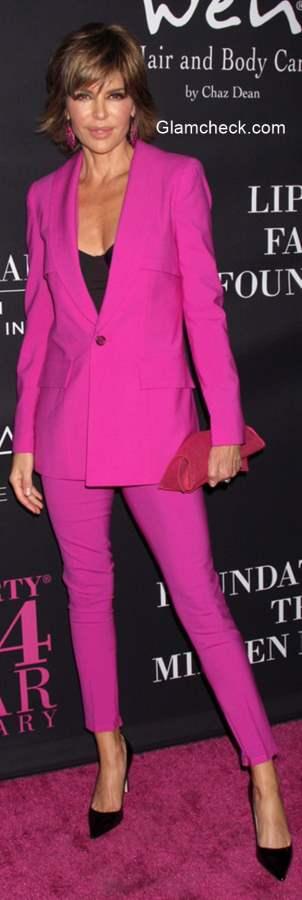Celebs in Pink Lisa Rinna