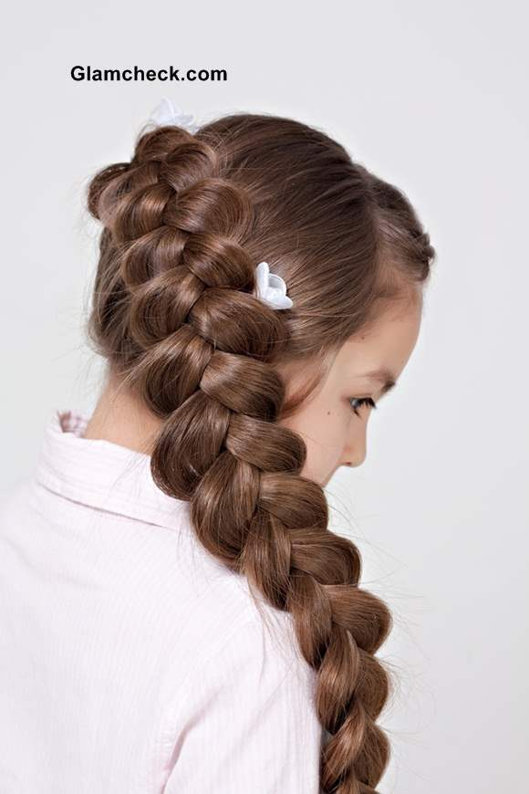 Dutch Braid Variations Diagonal Dutch Braid