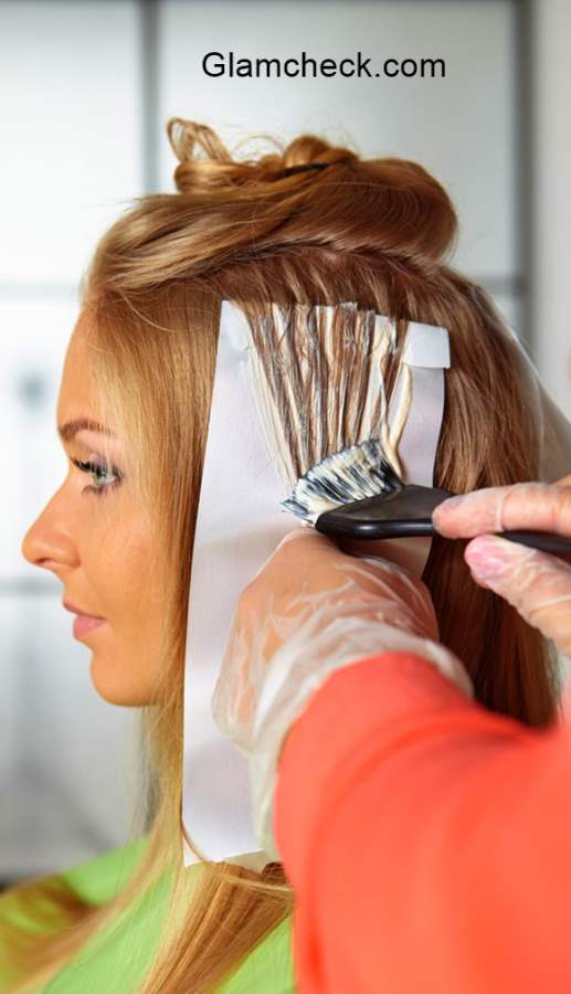 Hair Colouring Tips Precautions