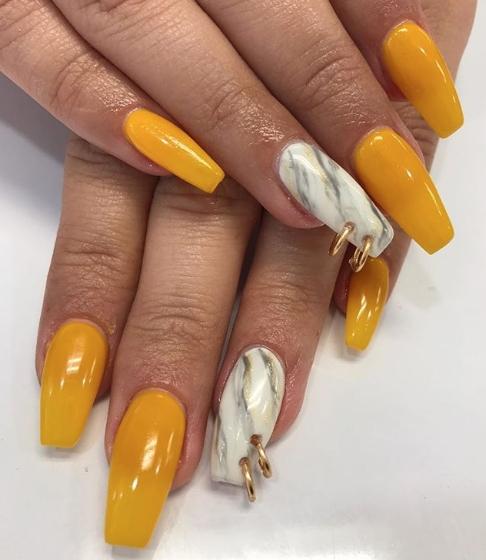 Nail Piercing Jewelry