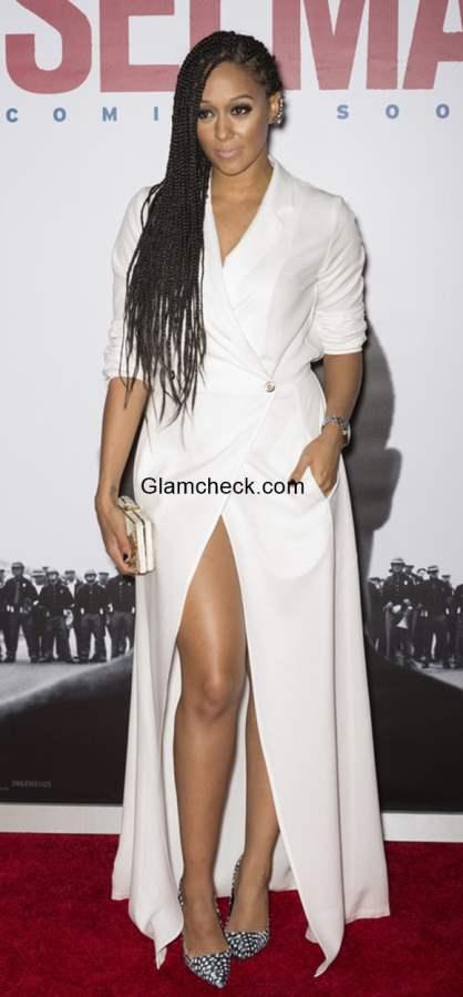 Tia Mowry Shows Bold New Hairstyle Selma
