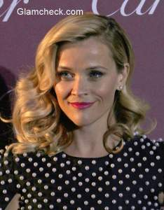 Reese Witherspoon spells Retro Hollywood Glamour