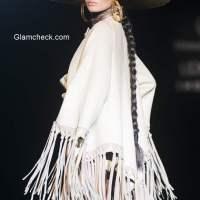 Runway Styling – Roberto Verino runway look for the Mercedes-Benz Fashion Week Madrid SpringSummer 2015