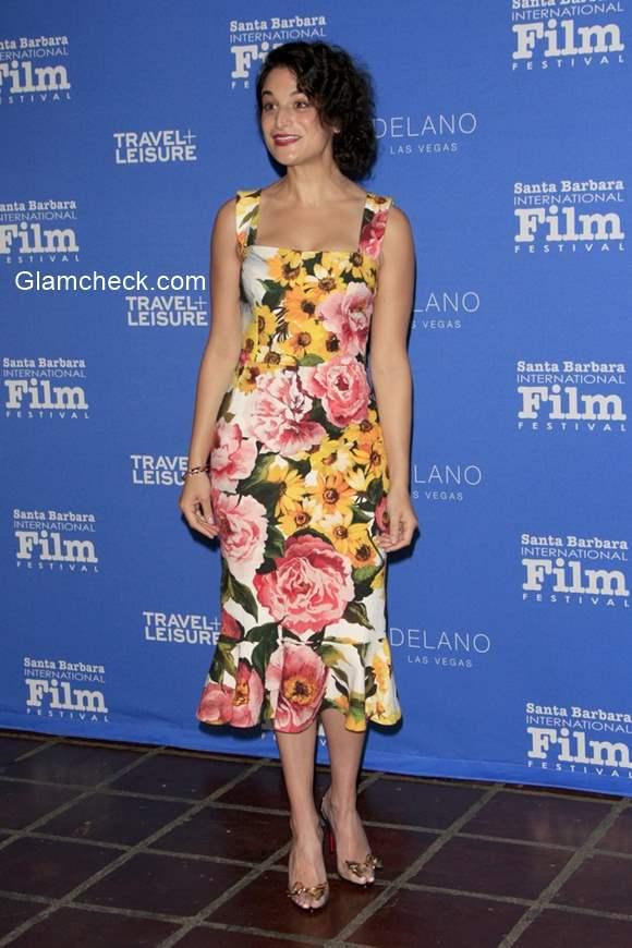 Jenny Slate 2015 at the Santa Barbara International Film Festival