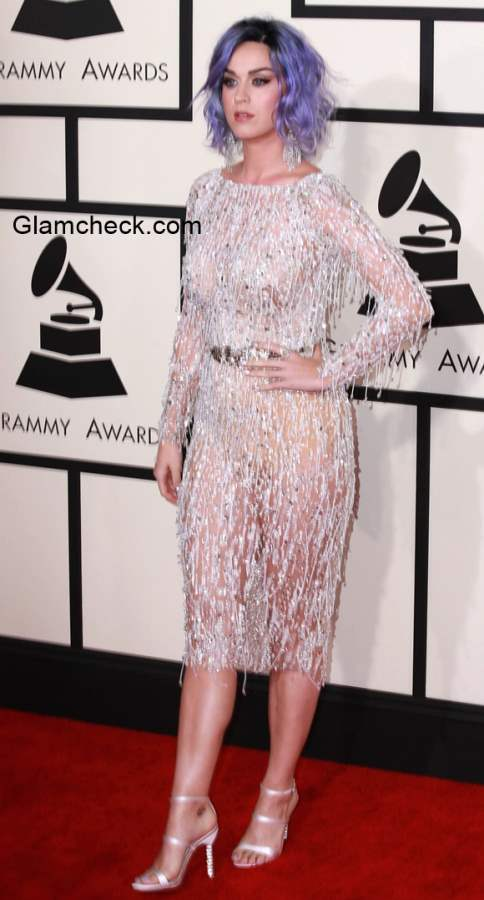 Katy Perry at 57th Annual GRAMMY Awards Arrivals