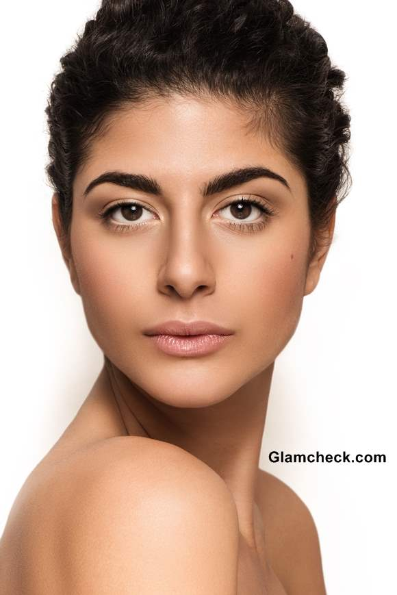 Glamcheck Beauty Trends - Sporting Bold Eyebrows