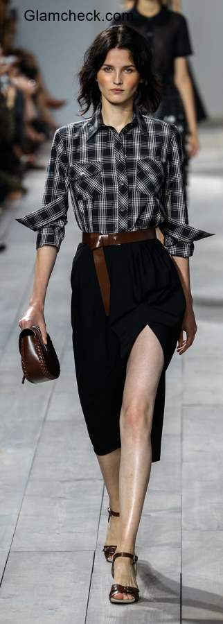 Mix Monochrome with Brown