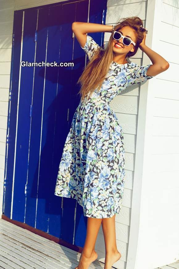 Rock The Look - In a Breezy Summer Dress