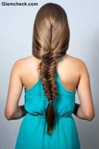 3 Ways to Wear Fishtail Braid