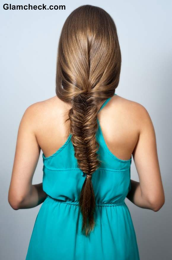 3 Ways to Wear Fishtail Braid