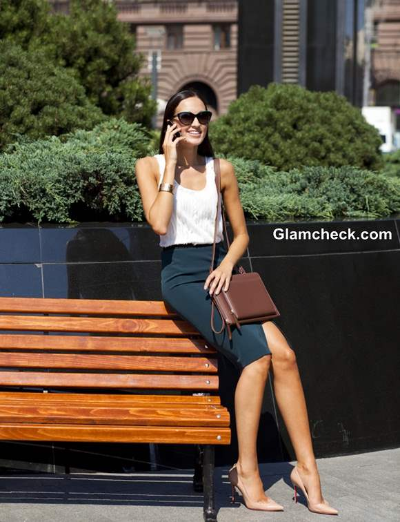 Formal Chic Look