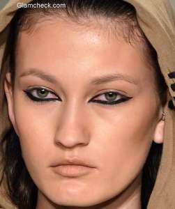 Beauty Trend 2015 – Reversed Cat Eye Makeup