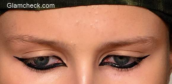 Eye Makeup 2015 - Reversed Cat Eye