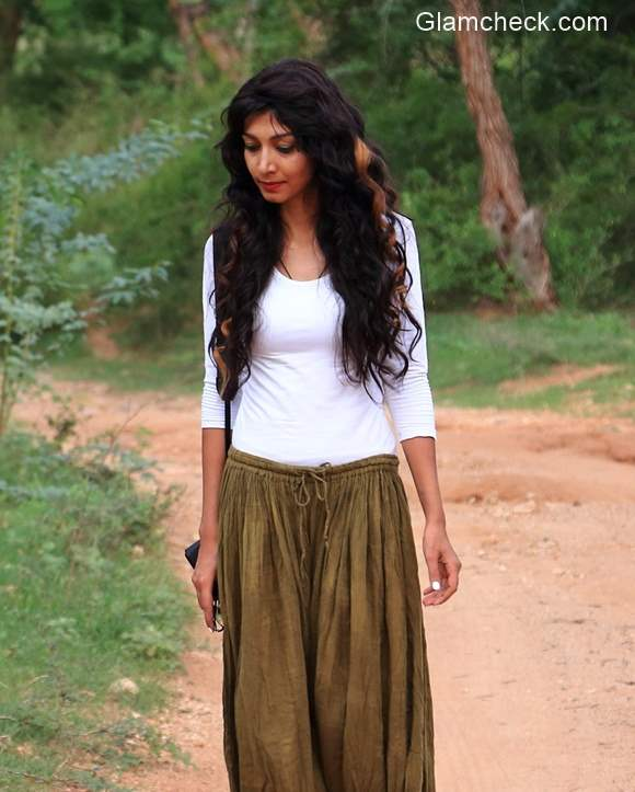 Indian Fashion Blogger Outfit