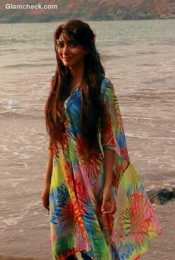 Indian Youtuber Sarita Upadhyay Glamcheck