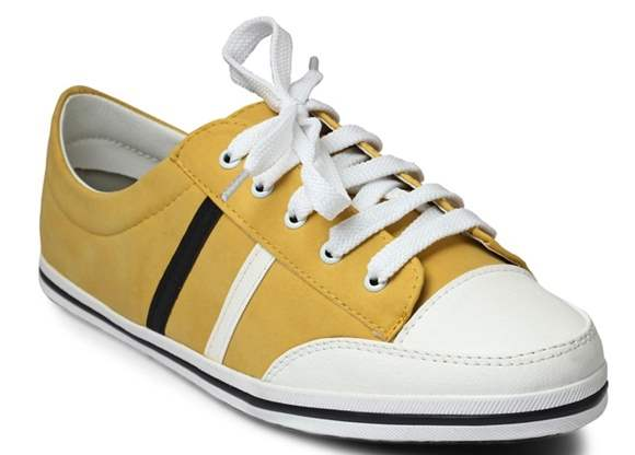 20dresses Faux Leather Sneakers