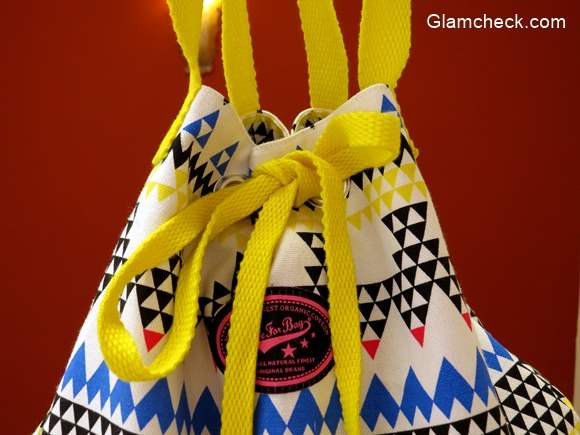 Aztec print Bag-  Be for Bag