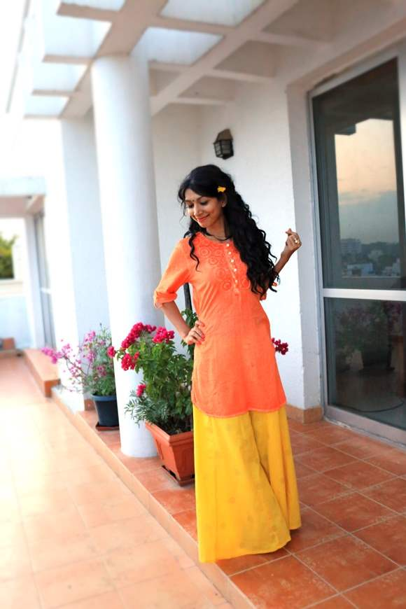 Indian Fashion Blogger - Festival Clothes