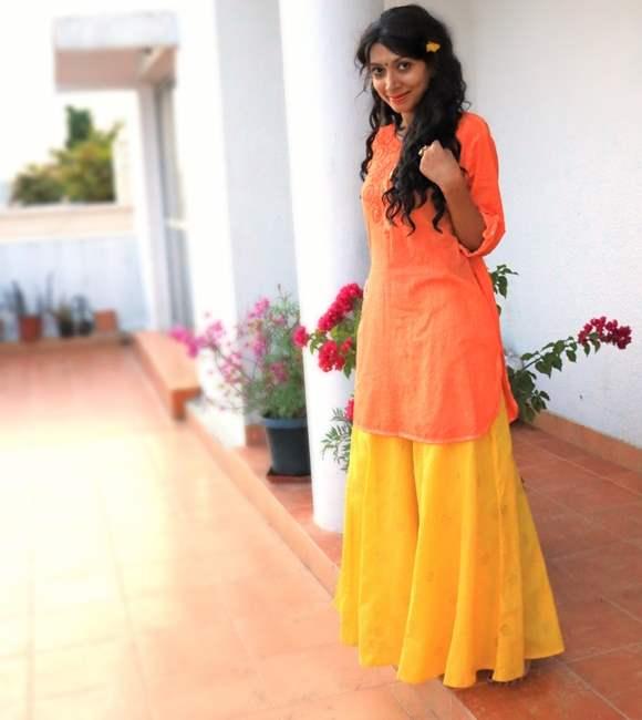 Indian Fashion Blogger