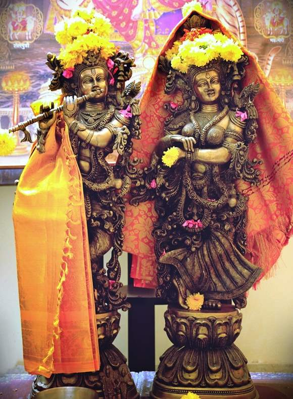 Krishna Janmashtami Decor