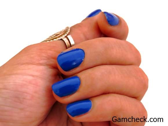 Maybelline Color Show Nailpolish - Blazing Blue