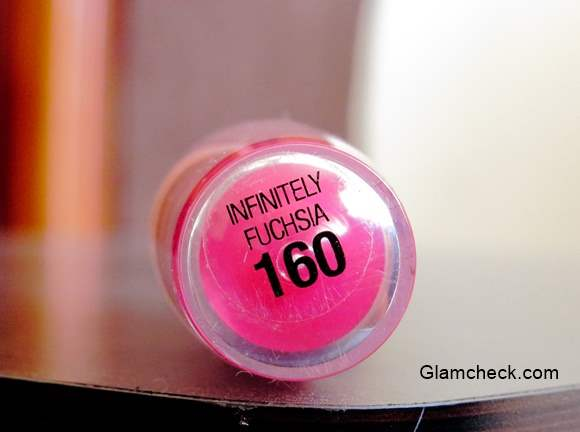 Maybelline Superstay 14hr Infinitely Fuchsia Lipstick REVIEW