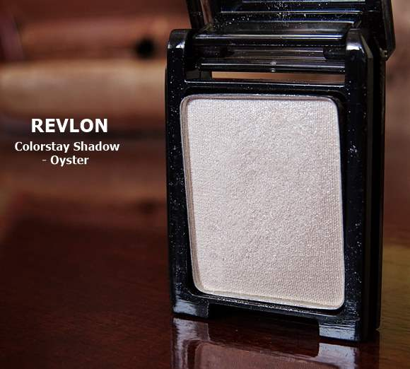 Revlon Colorstay Shadow Links Eye Shadow Oyster - Review