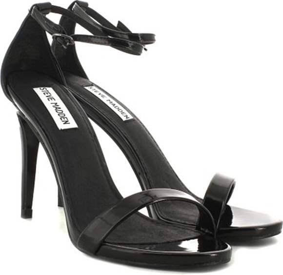 Steve Madden ankle-strap heels