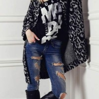 Fall Fashion – The Slouchy Grunge look