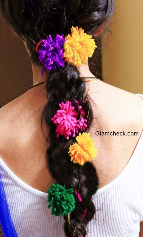 Hair Accessory DIY