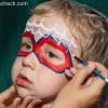 Halloween Makeup for Kids - Spiderman