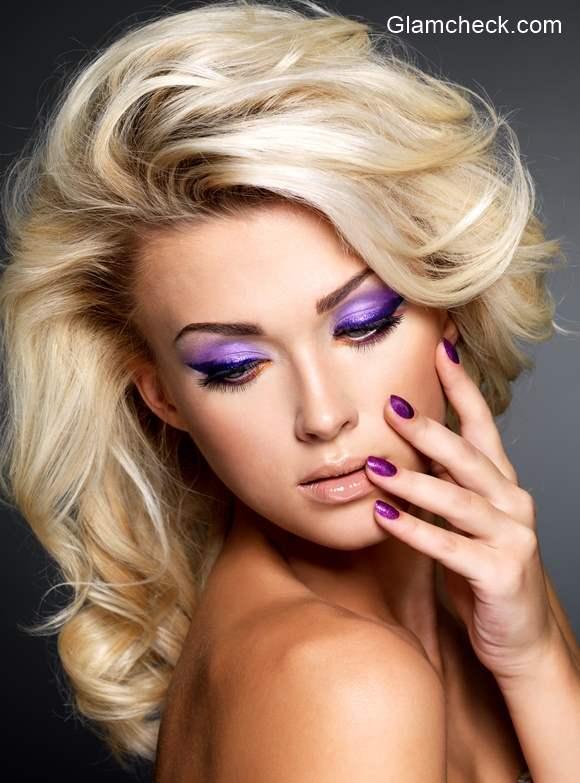 Holiday Glam Eye Makeup