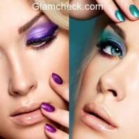 Holidays Glam Eye Makeup