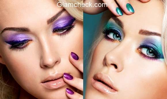 Holidays Glam Eye Makeup